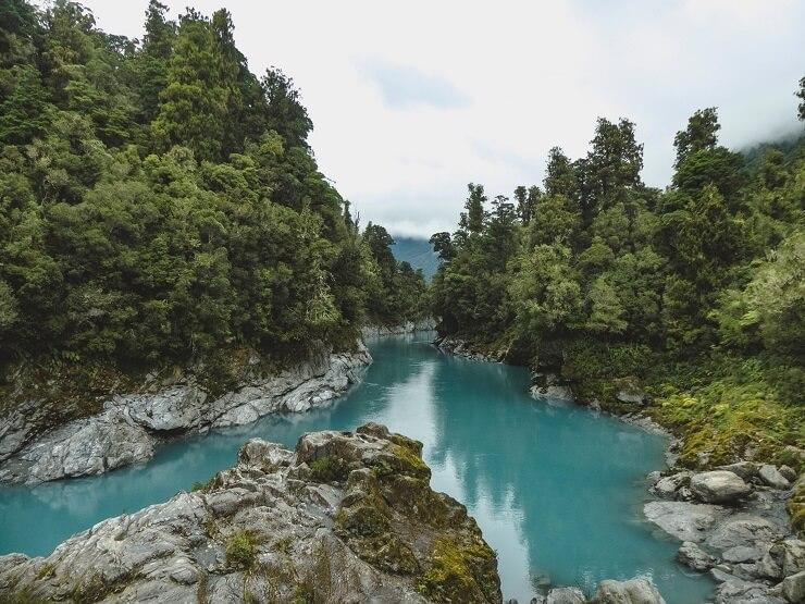 new zeland river