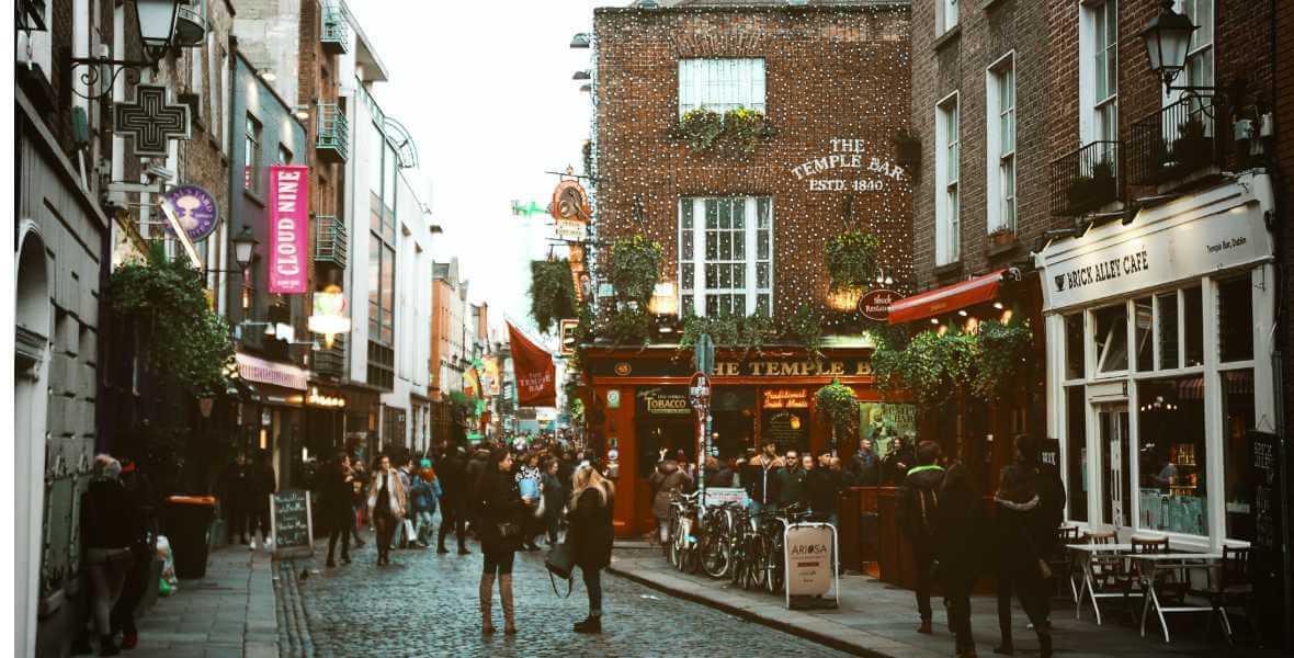 Estudia Inglés y Trabaja en Irlanda