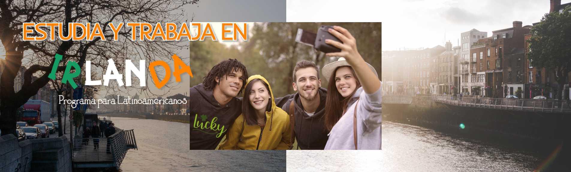 Estudiar Ingles y Trabajar en Irlanda ESL Group Canada